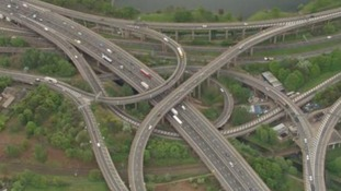 Spaghetti Junction closures to be lifted over the weekend