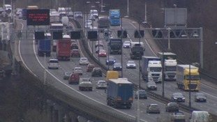 Drivers travelling to Birmingham will be able to join and leave the M6 at junction 6.