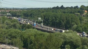 some restrictions and lane closures will resume on Bank Holiday weekend.