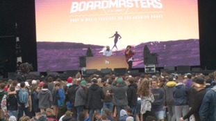 George Zographou was taken to the Royal Cornwall Hospital after attending the Boardmasters festival on Saturday.