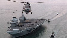 20 facts about HMS Queen Elizabeth