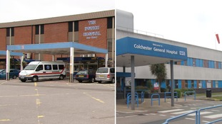 Ipswich and Colchester hospitals to consider potential merger