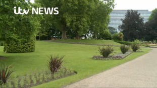 Forbury Gardens has been recognised