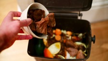 Plans to half food waste in Wales announced