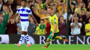 Spectacular Harrison Reed strike helps Norwich City record first Championship win of the season