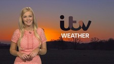 Wales weather: Cloudy with sunshine and showers later