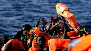 Thousands of migrants have risked their lives crossing to Europe