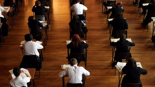 Exam boards say they have seen a rise in entries for Business, Mathematics and Political Science