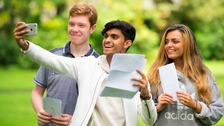 Boys outperform girls in latest A level results in Wales