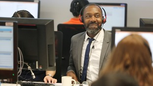 Sir Lenny Henry joins university Clearing hotline