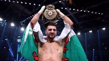 Cleverly 'confident' ahead of world title defence