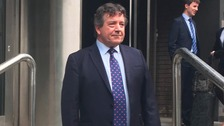 Dr Stephen Frost who said he had been sacked for 'whistleblowing' has had his claim dismissed.