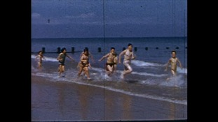 Archive films tour our seaside towns reflecting how times have changed