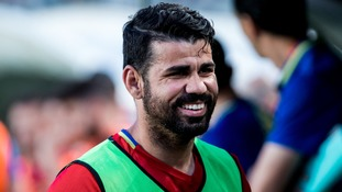 Diego Costa not backing down over wish to swap Chelsea for Atletico Madrid