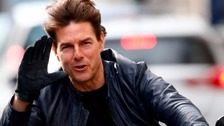 Tom Cruise broke his ankle during London stunt