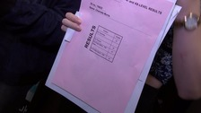 Number of students receiving top A-level results has risen