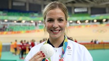 Becky James announces retirement from track cycling