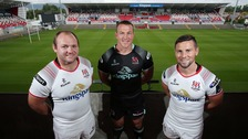Ulster gear up for new season with Wasps friendly