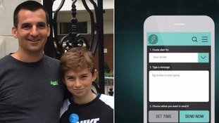 Father creates phone alarm app that torments children until they reply to messages