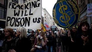 Critics claim fracking causes environmental damage