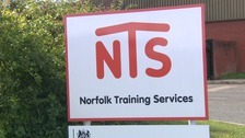 Norfolk Training Services has gone into administration