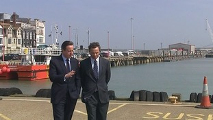 Funding for the new bridge in Lowestoft was announced by David Cameron in 2016.