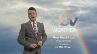 GMB weather with Ross Hutchinson