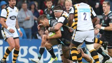 Ulster lose to Wasps in pre-season friendly