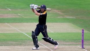 Record-breaking Adam Lyth powers Yorkshire to victory against Northants