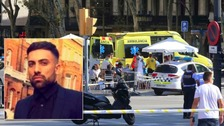 Manchester Arena bomb survivor caught up in Barcelona terror attack