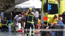 Midlands reacts to Barcelona attack