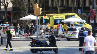 Two attacks struck Spain in under 12 hours.