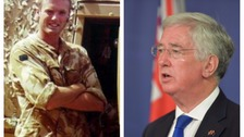 Fallon 'apologies over Iraq war death'