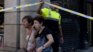 "Barcelona attack ""another bleak day for humanity"""
