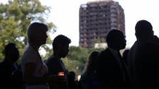 Less than third of Grenfell money reaches victims