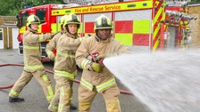 Bedfordshire is looking to recruit more full-time firefighters.