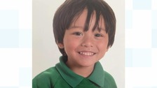 7-year-old Julian Alessandro Cadman is missing in Barcelona.