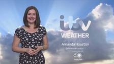 Amanda's forecast