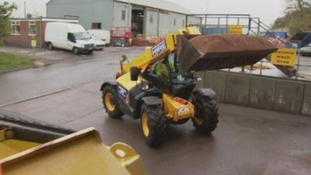 Council stocks up on grit in August ready for winter