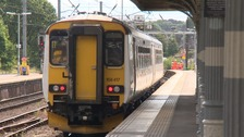 Passenger numbers treble on once-threatened seaside rail line