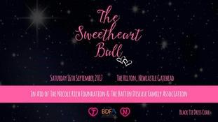 Fundraising ball for Batten Disease