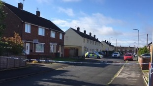 Hylton Road, Billingham, where the second shooting happened.