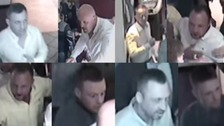 CCTV images released following disorder in Whitehaven pub