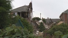 Police thank public after Sunderland house explosion