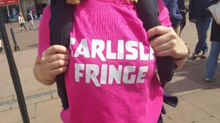 The Carlisle Pageant and Carlisle Fringe Festival will begin tomorrow