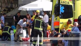 North East holidaymakers caught up in Barcelona attack
