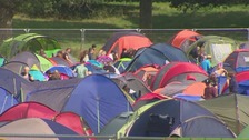 Boy arrested for trying to smuggle drugs into V Festival