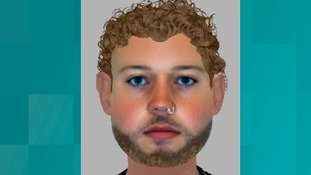 Police in Milton Keynes have released an e-fit image of a man they want to question in connection with an assault on a nine-year-old girl.