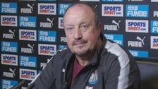 Rafa on Ashley and money: 'He knows what he told me'