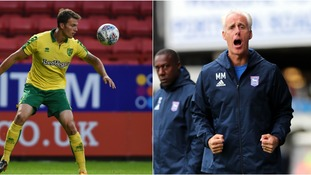 Christoph Zimmermann (left) and Mick McCarthy (right) will both be hoping for wins this weekend.